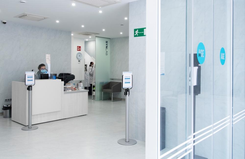 AGE dispone de pruebas PCR en enjuague bucal sin hisopos nasofaríngeos