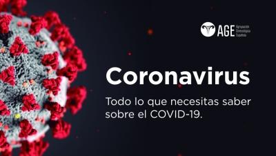 Coronavirus: todo lo que necesitas saber sobre el COVID-19