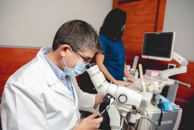 AGE dispone de los mejores métodos para una detección precoz del cáncer de mama