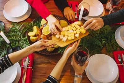 9 consejos para una Navidad saludable
