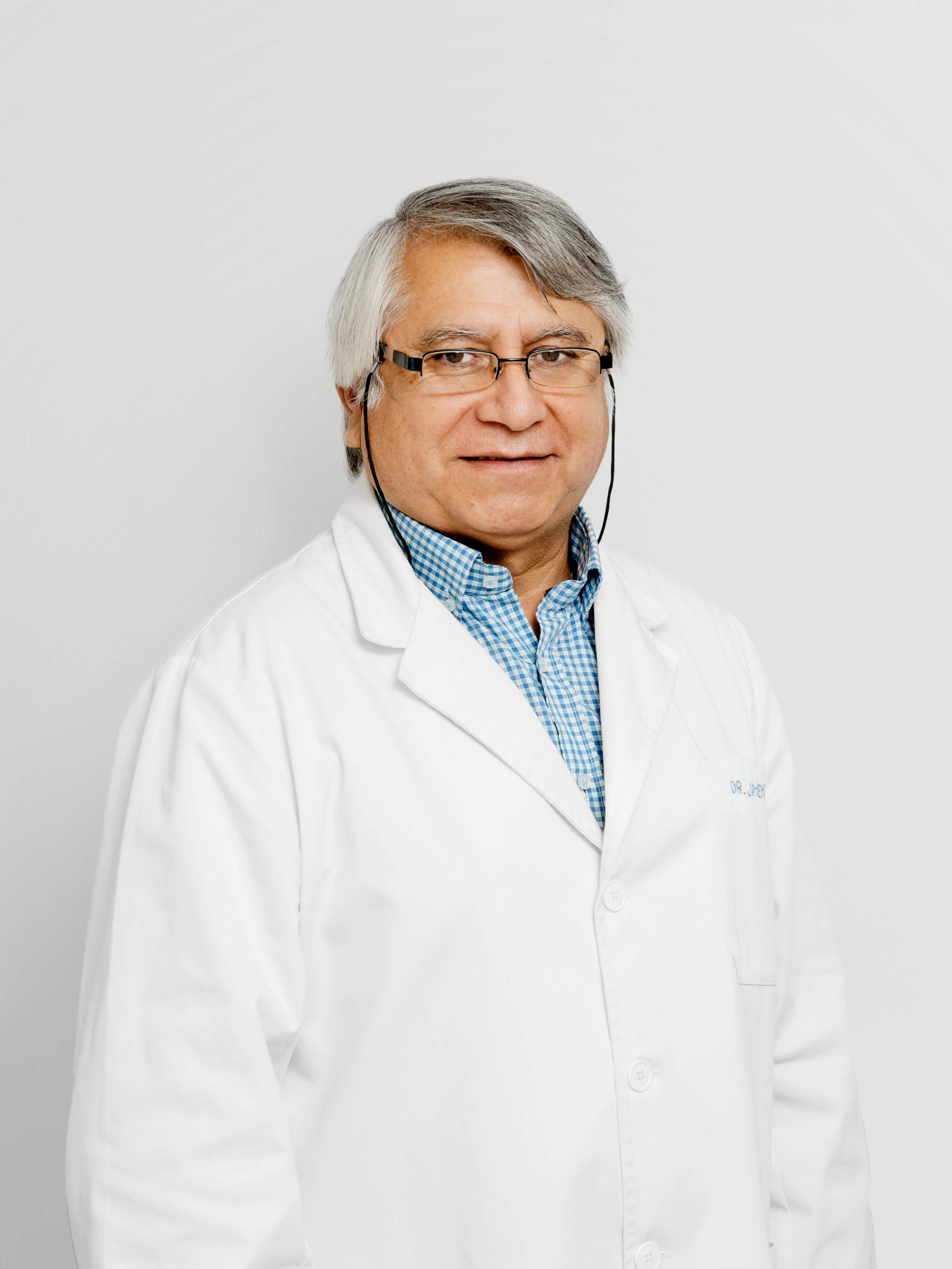 Dr. Gonzalo Jiménez Alba