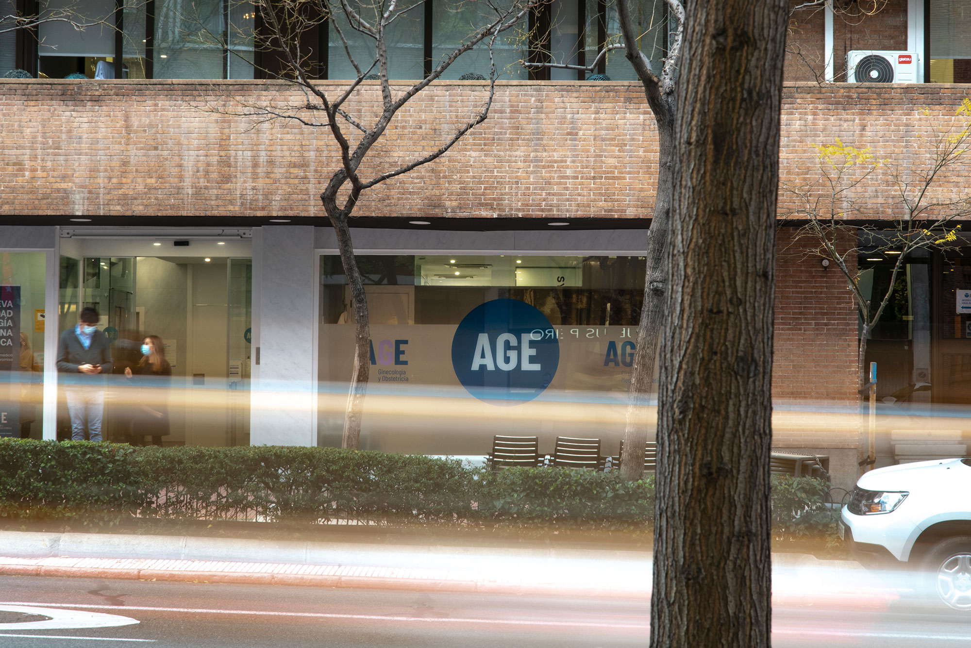 Imagen AGE Madrid