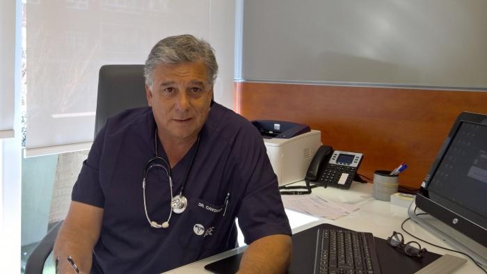 Doctor Marcos Cantarero Bandrés